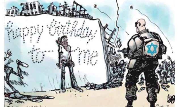 Dutch newspaper publishes anti-Semitic cartoon for Israel Independence Day