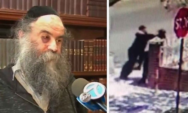 "Brooklyn: Jewish man has rib broken by attacker shouting ""I hate Jews… I'm going to kill you right here."""