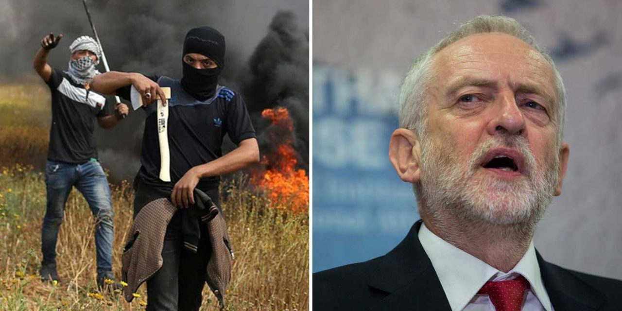 Why Corbyn is wrong to condemn Israel and should stop defending Hamas terrorists