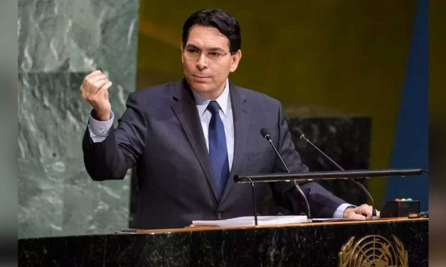 "Danon: Israel ""will not hold back"" against Iran, UN must block Iranian terror funding"