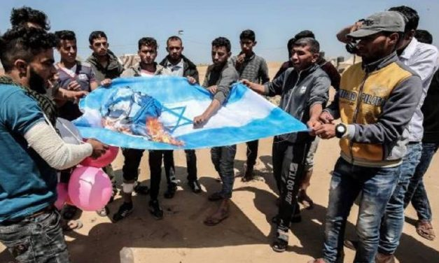 Israel prevents border breaches in third Friday of violent Palestinian riots in Gaza