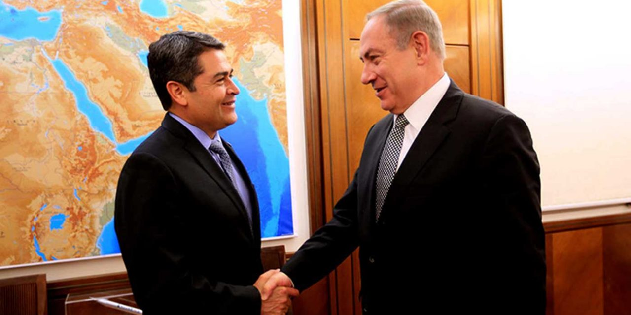 Honduras recognizes Jerusalem as Israel's capital