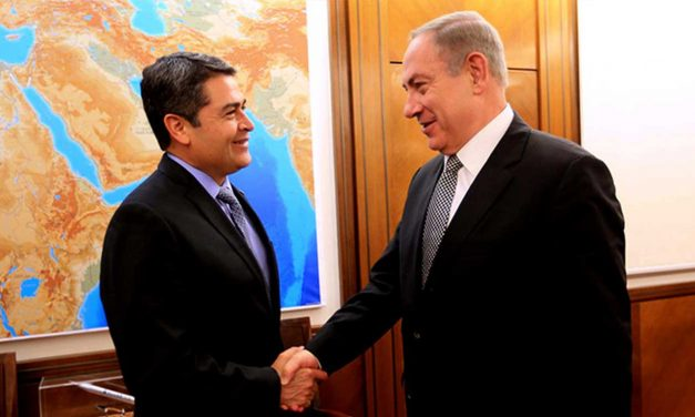Honduras recognizes Jerusalem as Israel's capital
