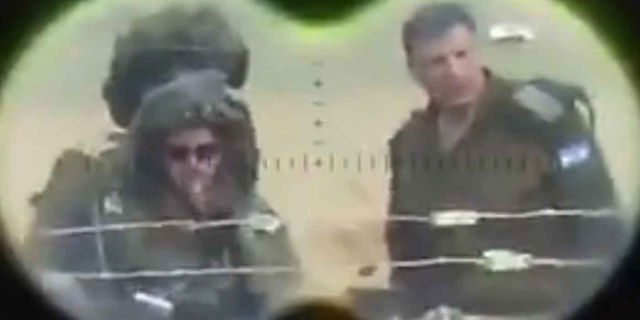 Israel threatens to target Hamas leaders after terrorists film, threaten Israeli commanders