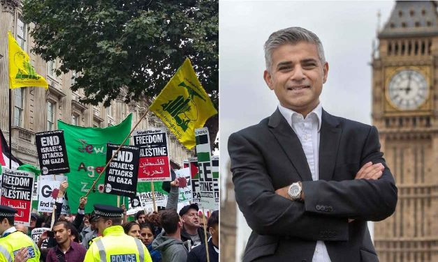 Sadiq Khan has committed to fully banning Hezbollah
