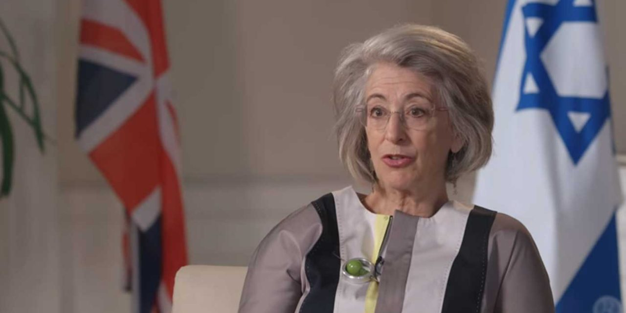 "British actress Maureen Lipman says Corbyn can be ""anti-Semitic"" whilst still being ""anti-racist"""