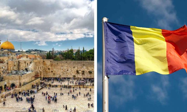 Romania to move its embassy to Jerusalem