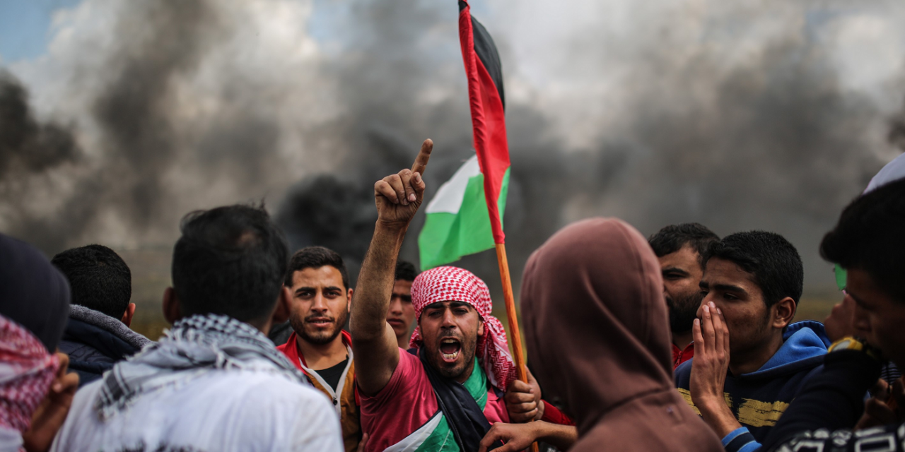 "Hamas-led ""March of Return"" to continue throughout Ramadan, possibly spread to Judea and Samaria"