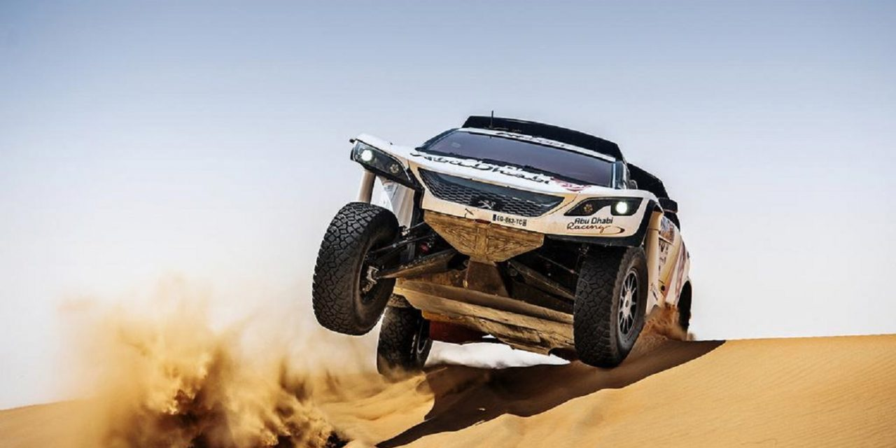 Israel compete for first time in Abu Dhabi Desert Challenge