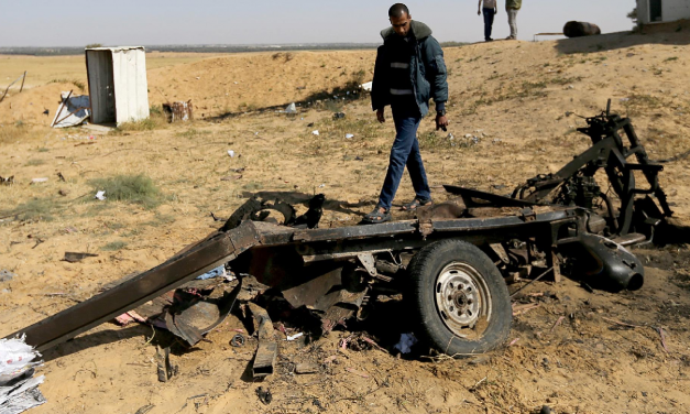 Four Palestinian terrorists killed near Gaza border were members of Islamic Jihad