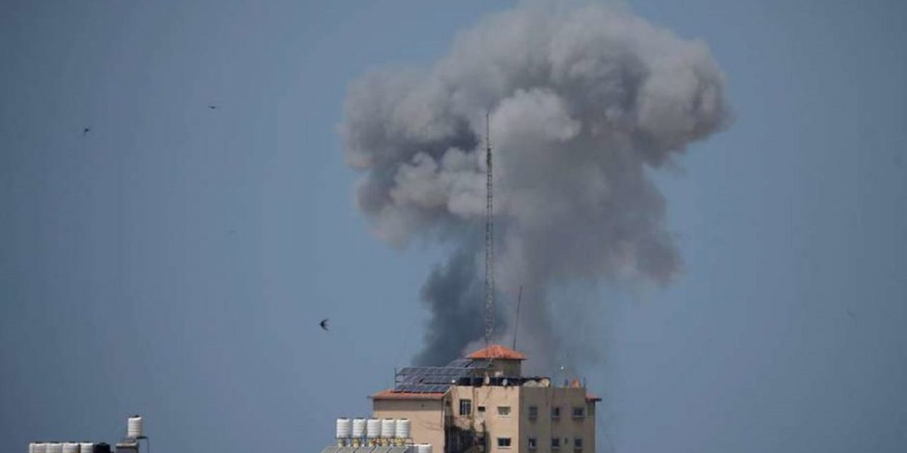 Timeline: Israel under attack from Gaza terrorists