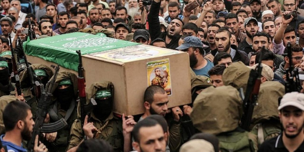 "BREAKING: Hamas says ""50 out of 62"" killed Gazans were TERRORISTS"