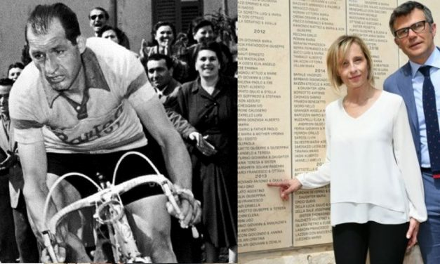 Israel honours Italian cyclist who helped Jews during Holocaust