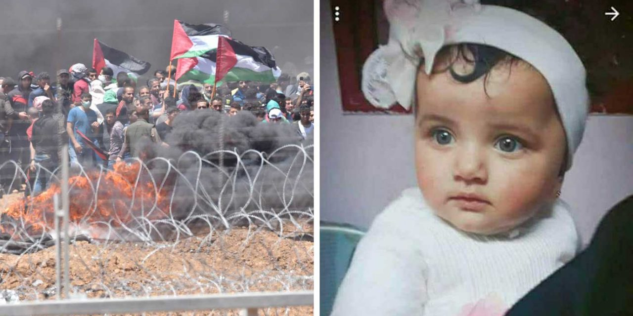 Hamas paid family to claim Gaza baby was killed by Israeli tear gas, says family member