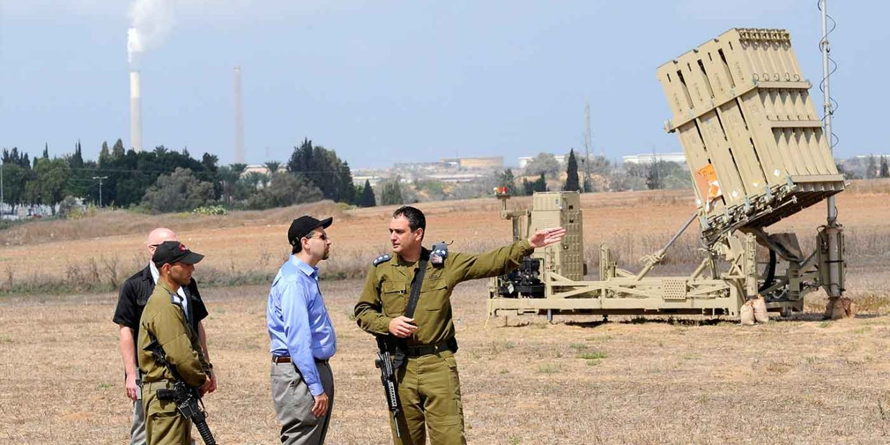 US finalises deal for Israel's Iron Dome anti-missile system