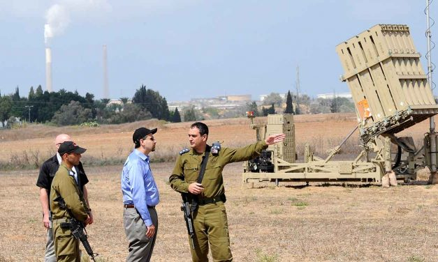 "Romania buys Israel's ""Iron Dome"" air defence system"