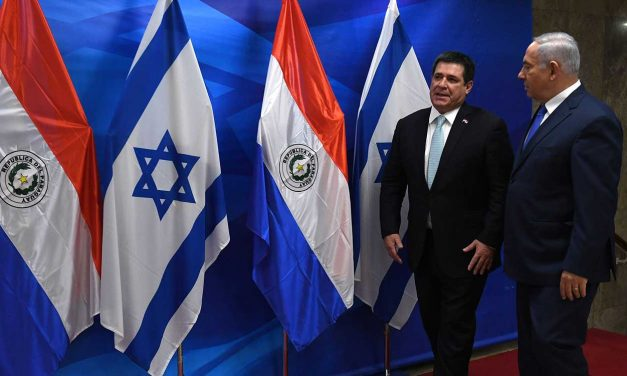 Paraguay's President opens embassy in Jerusalem with Netanyahu