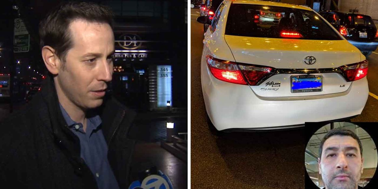 Anti-Semitic Uber driver kicks out Israeli diplomat in middle of Chicago highway