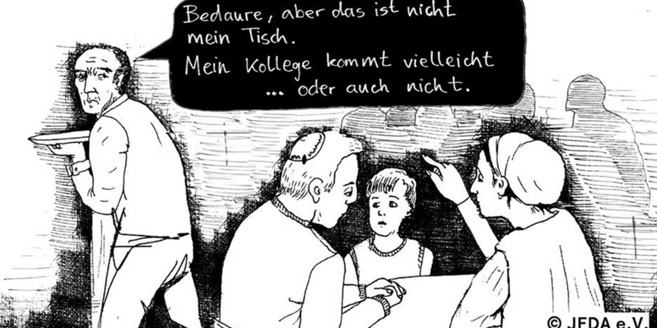 Germany: Family with disabled child refused service at restaurant because they are Jewish