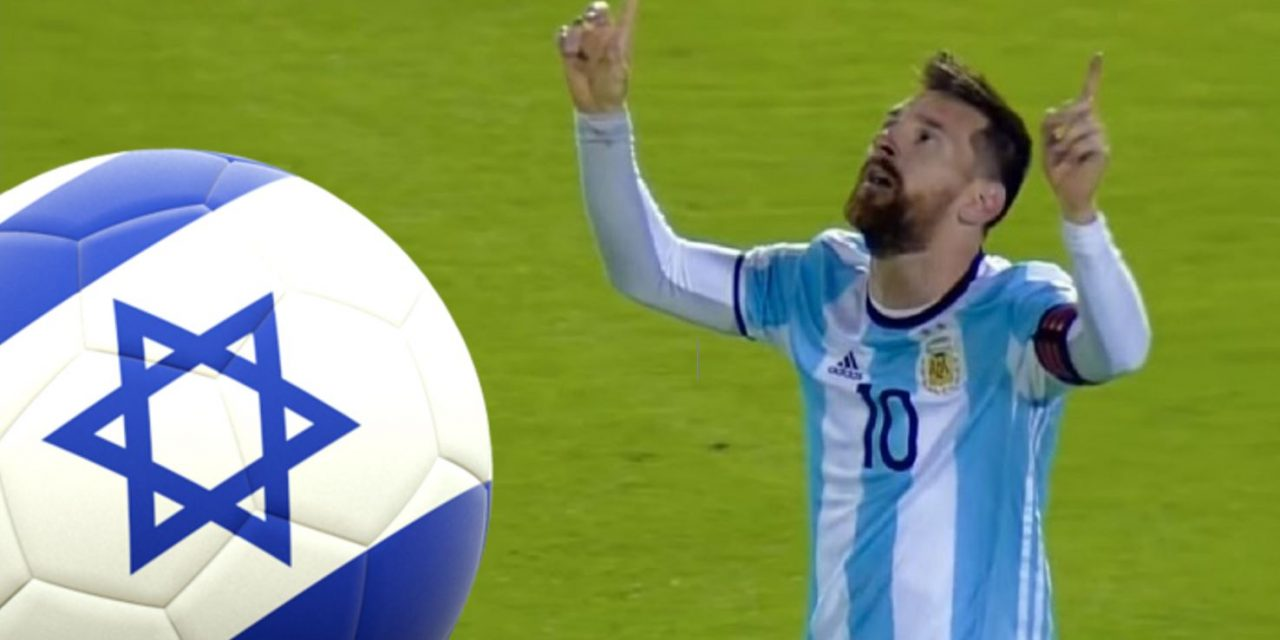 Argentina's national football team IGNORES call to boycott Israel