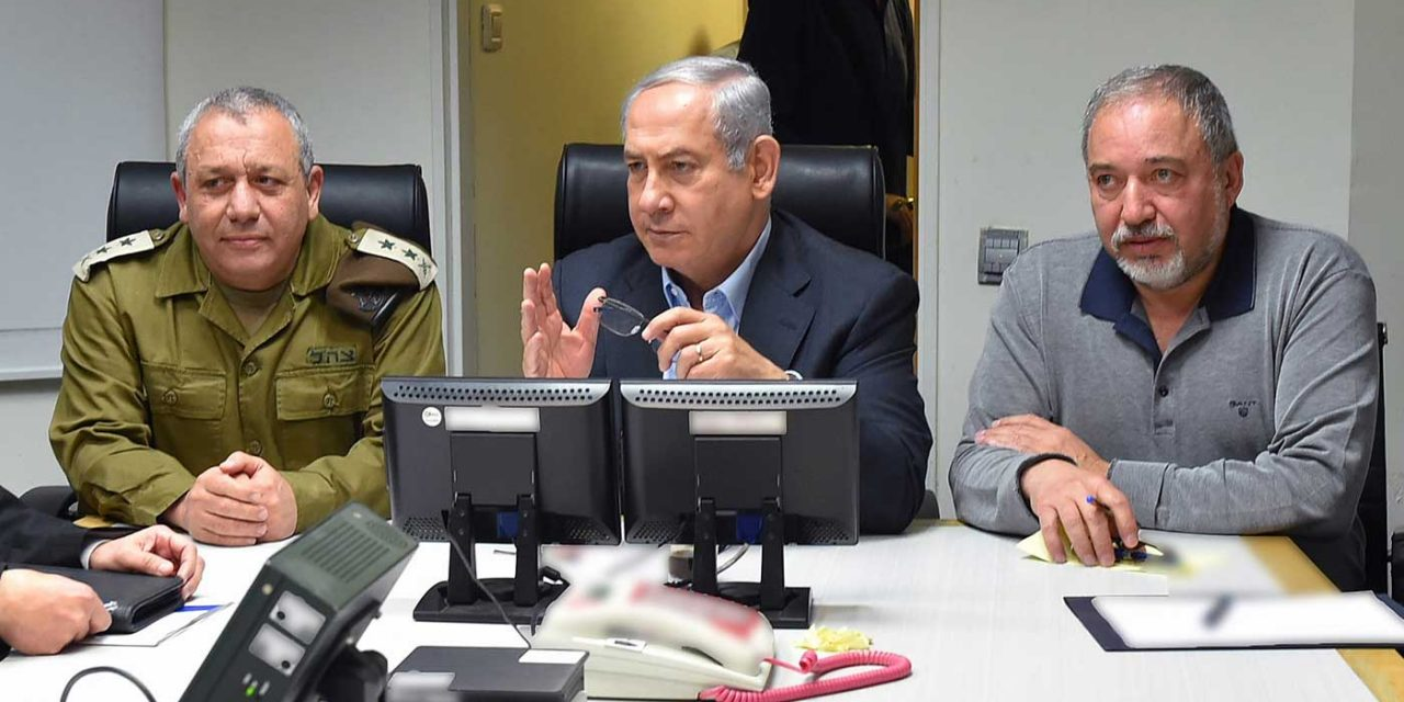 Amid Iran tensions, Israel's security cabinet moves meetings to secure underground bunker