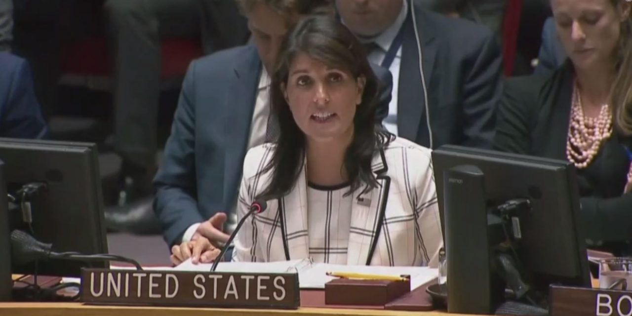 Nikki Haley slams UN after resolution condemning Hamas is BLOCKED