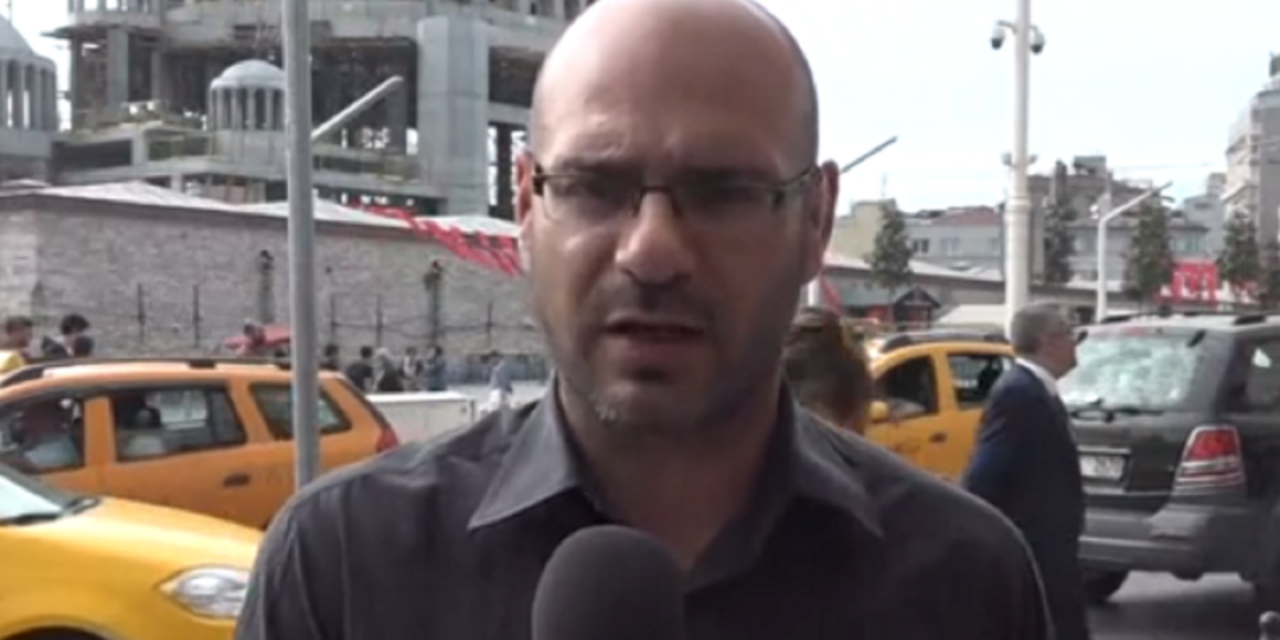 Israeli news crew physically attacked in Turkey