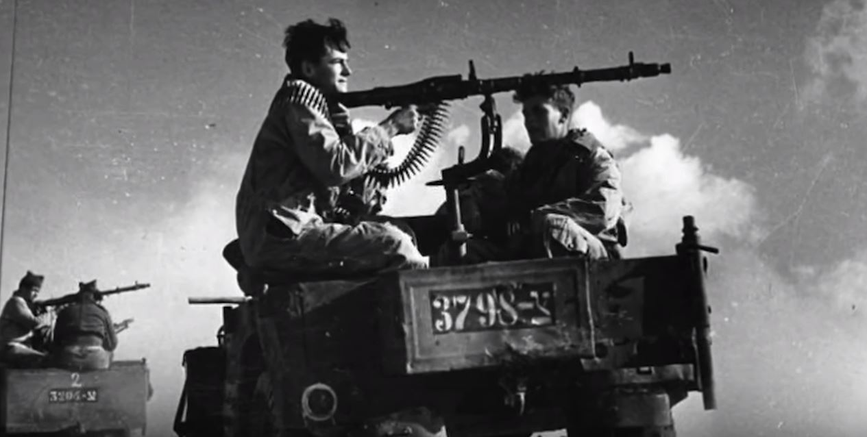 How Israel's Elite Palmach Unit helped win 1948 War for Independence