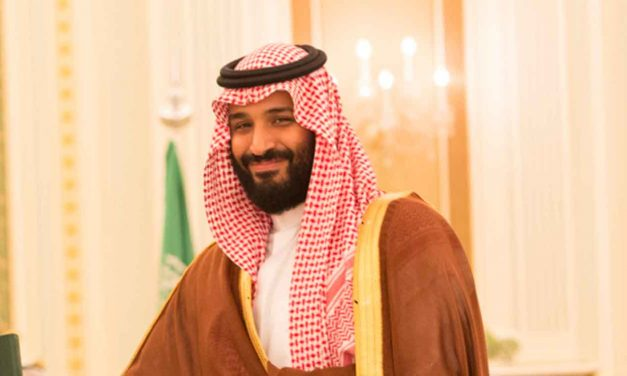 "Saudi Crown Prince tells Palestinians: Negotiate peace or ""shut up and stop complaining"""
