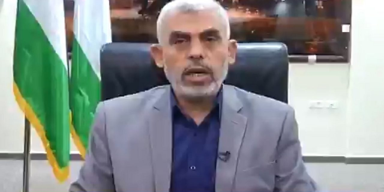 "Hamas leader threatens to ""shower"" Israeli cities with missiles in another conflict"