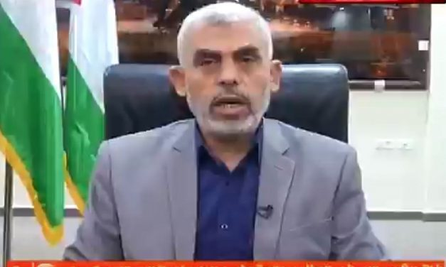 Hamas leader says Iran gave them long-range missiles that struck Israel