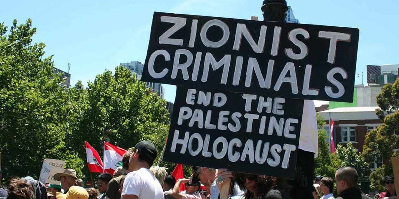 """French poll finds shocking public view of Zionism as 53% say it is a """"Jewish conspiracy"""""""