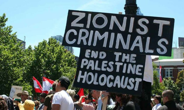 "French poll finds shocking public view of Zionism as 53% say it is a ""Jewish conspiracy"""