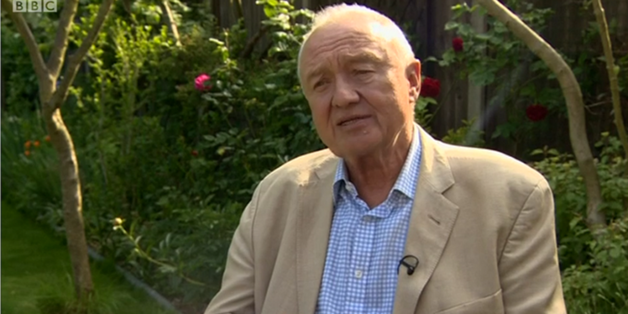 Ken Livingstone RESIGNS from Labour amid anti-Semitism row