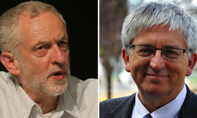 "Corbyn slammed ""Christian Zionism"" in letter defending anti-Israel vicar, Stephen Sizer"