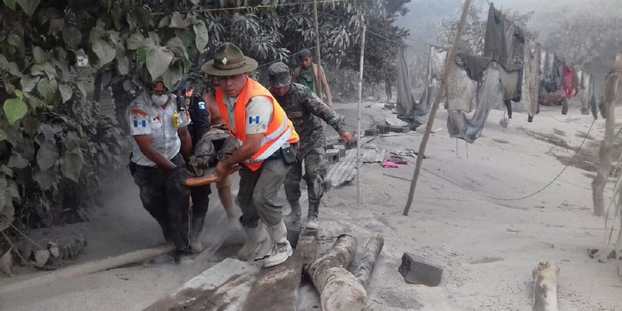 Israel to send aid to Guatemala after deadly volcanic eruption