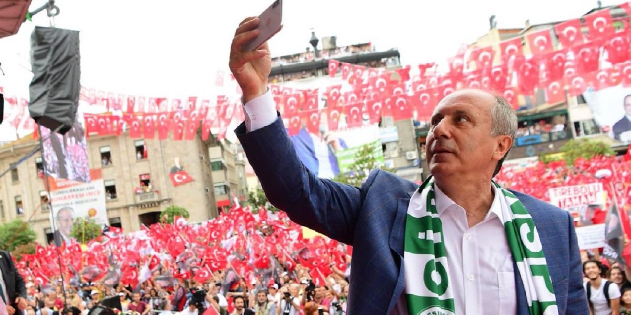 Turkish elections: President and opponent compete in bashing Israel