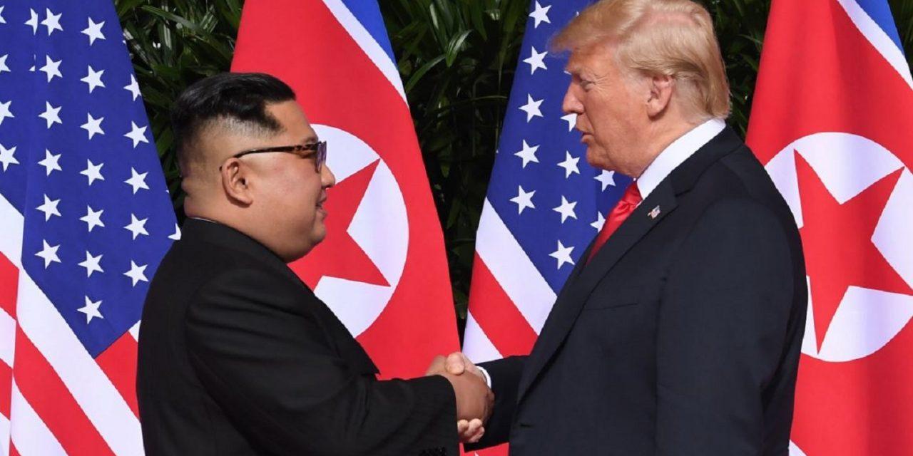 """Netanyahu hails Trump's """"historic"""" summit with North Korea"""