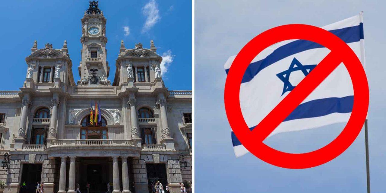 "Valencia declares itself ""Israel free zone"", mayor calls Israel ""criminal country"""