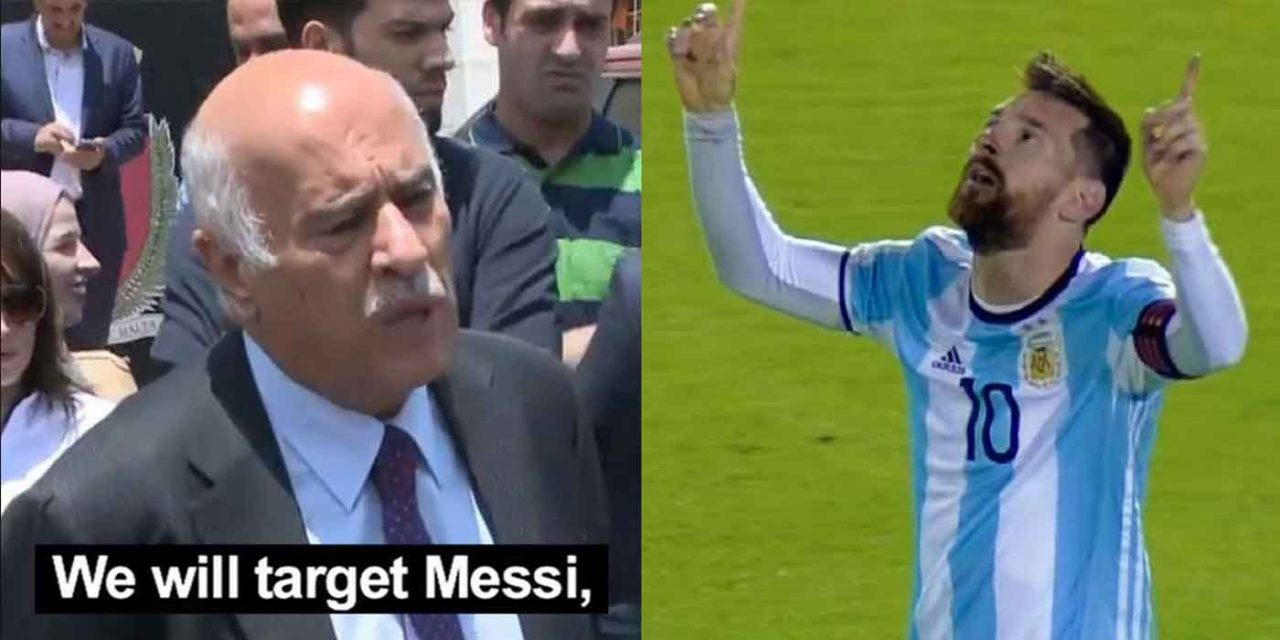 Argentina confirms Israel game cancelled because of Palestinian DEATH THREATS not boycotts