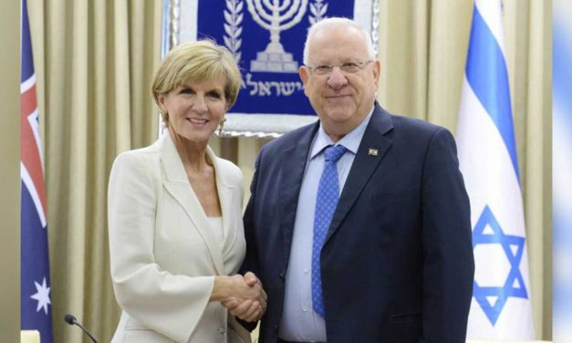"Australia has ""terminated"" its annual funding to the Palestinian Authority over terrorist salaries"
