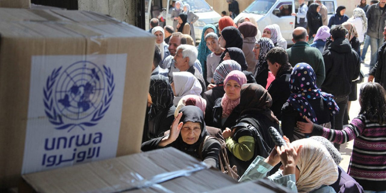 Five reasons why Trump is right to cut UNRWA funding