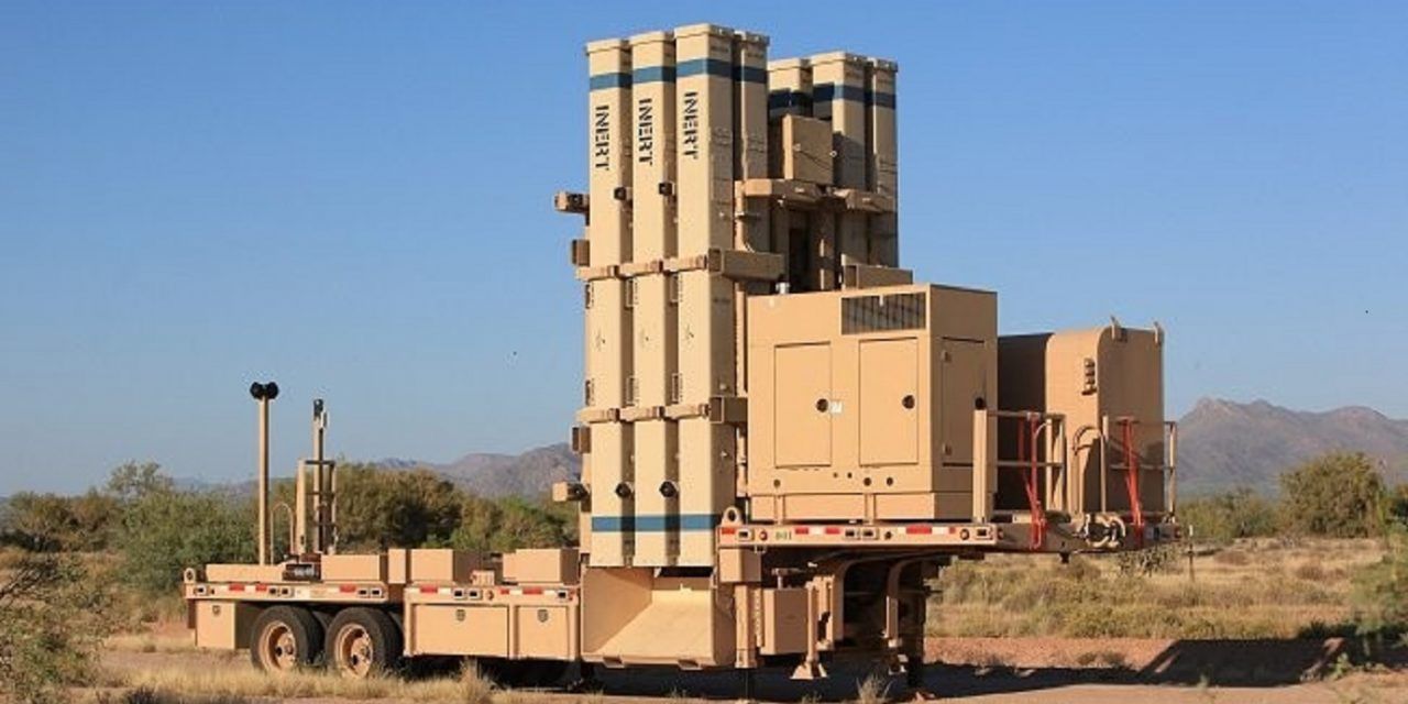 Israel deploys David's Sling anti-missile system against stray Syrian rockets