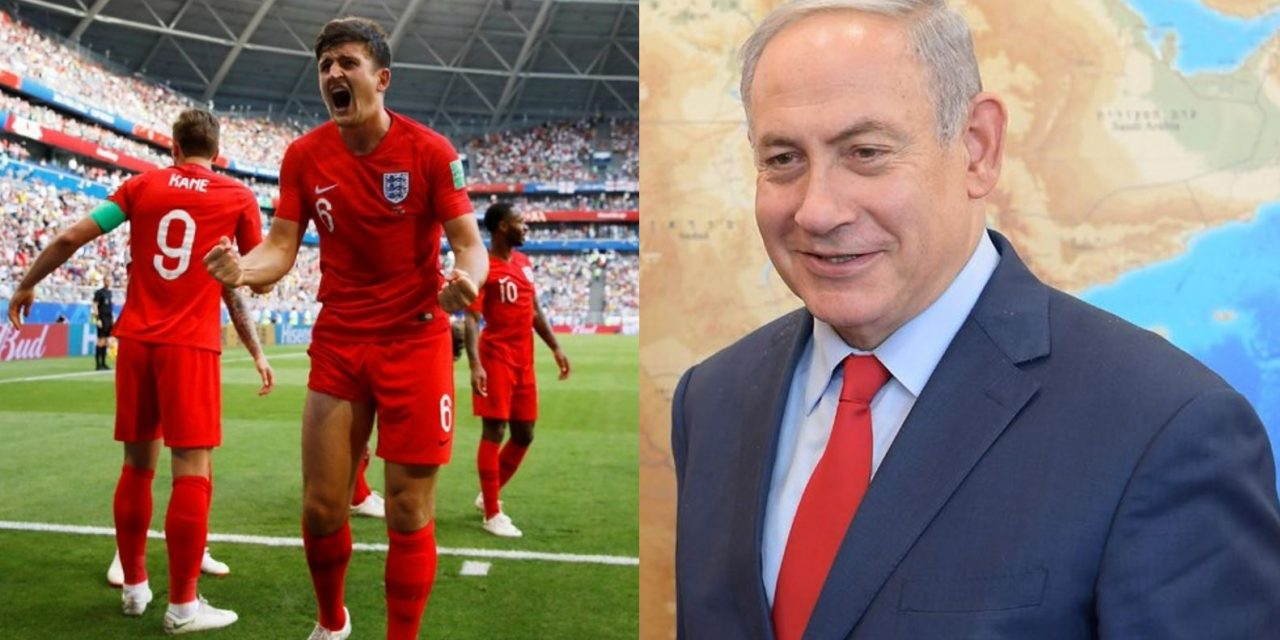 Netanyahu expected to attend England's World Cup Semi-Final