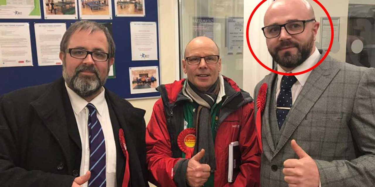 "Labour councillor suspended after calling for ""executing"" Jews, saying ""Hitler would have a solution for the Israel problem"""