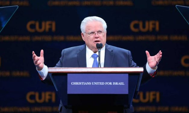 Pastor Hagee: It's time for Gulf states to normalise ties with Israel