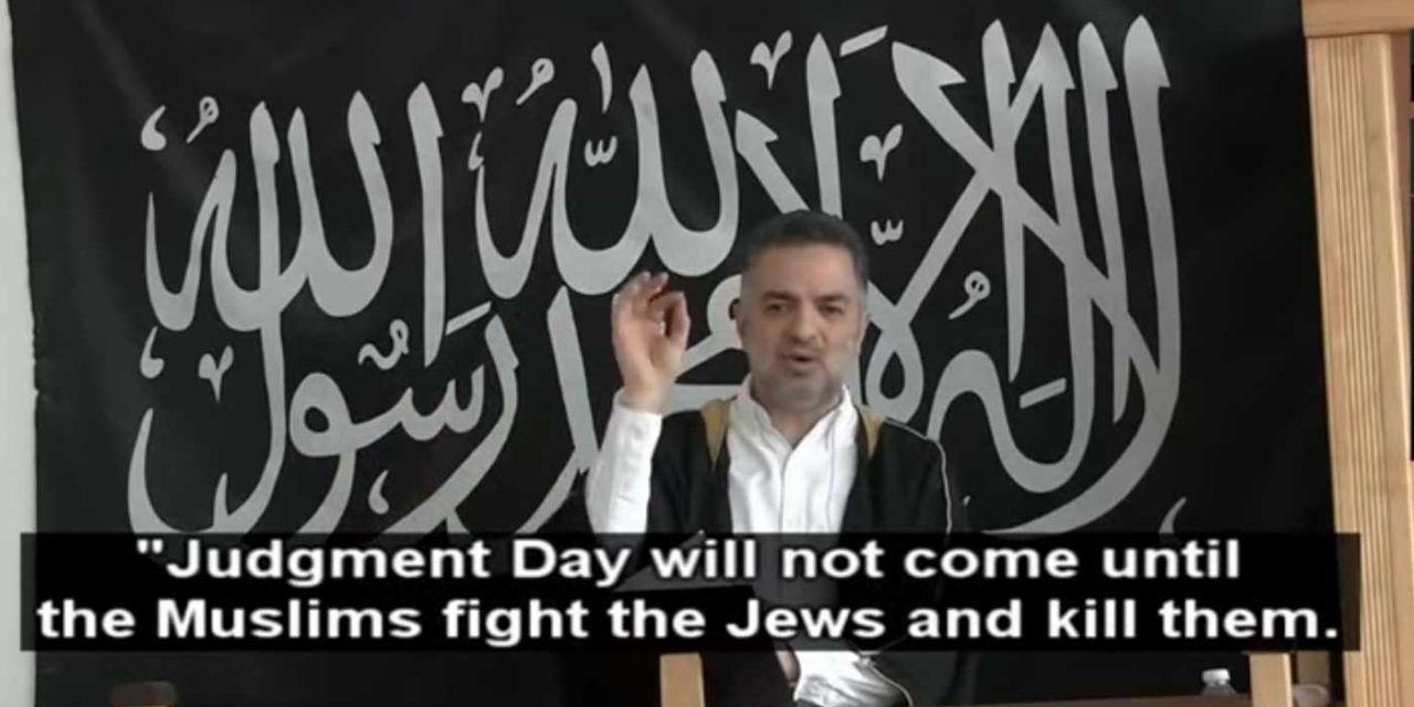 Danish Imam calls for slaughter of Jews and Islamic conquest of Europe
