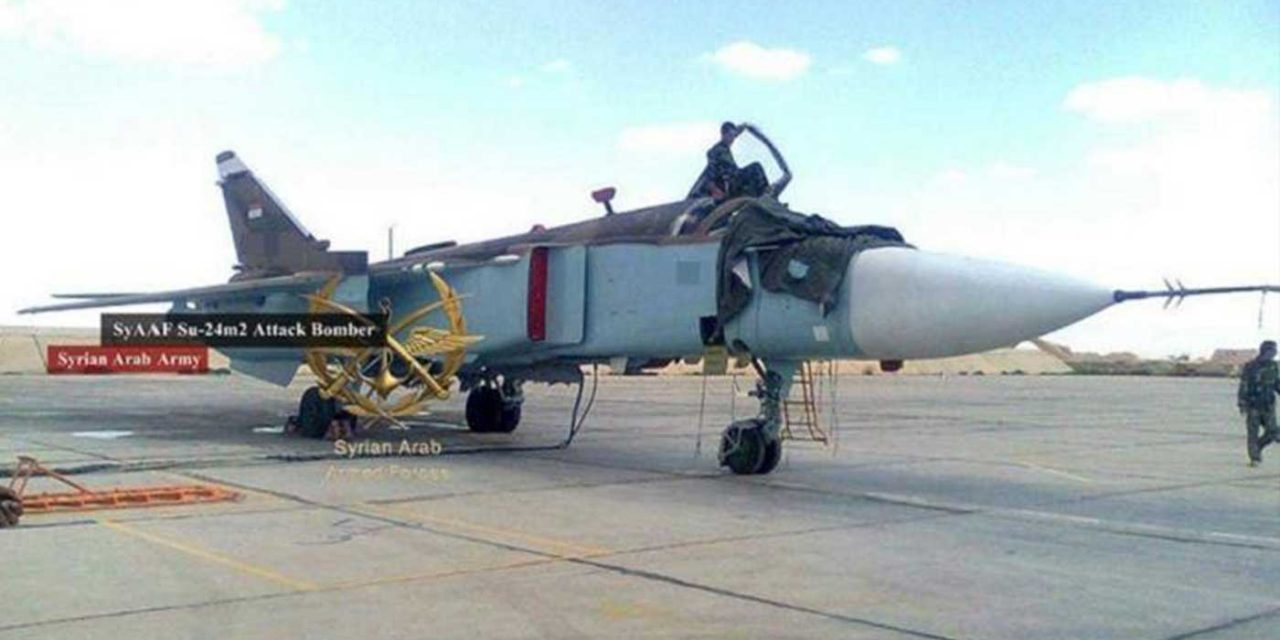 Israel shoots down Syrian fighter jet that entered Israeli airspace