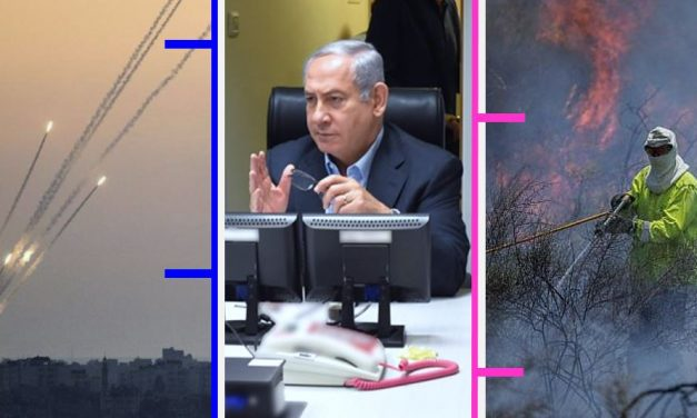 Israel Under Attack: Timeline of activity at Israel's borders – LATEST