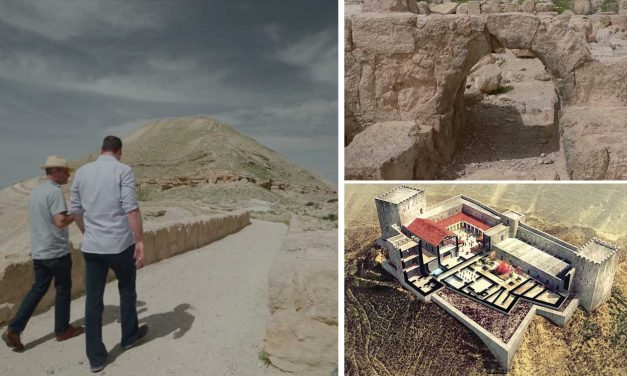 In-depth look at the ruins and history of the ancient fortress where John the Baptist was executed